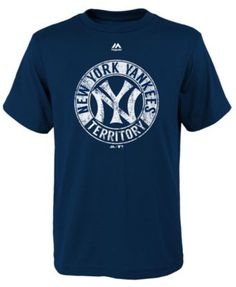 Majestic Kids' New York Yankees Cooperstown T-Shirt