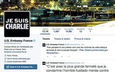 #JeSuisCharlie trends worldwide: Online solidarity after Charlie Hebdo attack in Paris Twitter users start #JeSuisCharlie trend in defiant show of support after attack at Charlie Hebdo magazine's office in Paris http://www.telegraph.co.uk/news/worldnews/europe/france/11330717/JeSuisCharlie-trends-worldwide-Online-solidarity-after-Charlie-Hebdo-attack-in-Paris.html