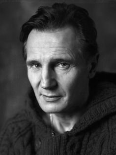 Liam Neeson by Jeff Riedel; Liam Neeson, Entertainment Weekly, November 2004 Get premium, high resolution news photos at Getty Images Liam Neeson, Portraits, Cinema, Handsome Actors, Irish Men, Hollywood Actor, Interesting Faces, Good Looking Men, Movie Stars