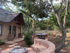 Harteliefhuisie is located on the Verloren game farm, just 14 km outside of Bela Bela, and is ideal for a couple or 4 people. The farm offers a variety of activities ranging from walking, cycling, bird watching, photography, and their own game drives. A variety of animals can be seen such as kudu, impala, giraffe, red hartebeest, zebra, blue wildebeest, and if guests are lucky they will be able to see an aardvark or hyena at night.