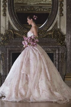 She's A Wildflower: Romona Keveza - Wedding Collection Spring 2016
