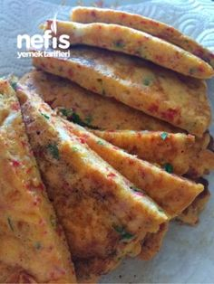 Sabah Kahvaltısı İçin Mütiş Omlet Böreği(denendi çok güzel sosissiz yaptım 1çay k.silme karbonat kattım)