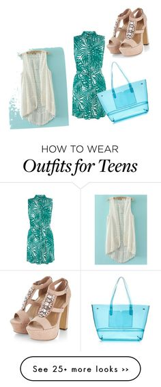 """Untitled #76"" by audrianna-meadows on Polyvore"
