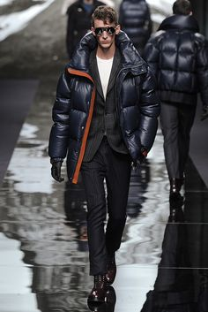 Louis Vuitton Men's RTW Fall 2013