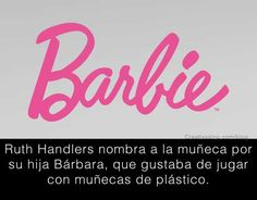 Significado logo Barbie