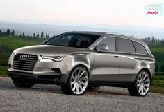 2013 Audi Q7...  This is the winner!...I will take it!