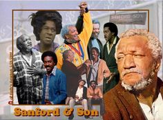 Sanford and Son. I love how the audience would clap and cheer when he came on set. Many happy memories while watching this show.