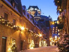 Quebec City, Canada - holidayspots4u