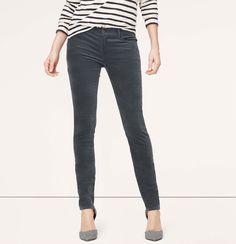 Modern Skinny Corduroy Pants   Corduroy pants, Skinny and Black friday