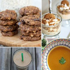 Get Into Fall With These 30 Healthy Pumpkin Recipes. I love pumpkin Pumpkin Recipes, Fall Recipes, Pumpkin Pumpkin, Pumpkin Oatmeal, Pumpkin Dishes, Sugar Pumpkin, Pumpkin Puree, Drink Recipes, Pumpkin Spice