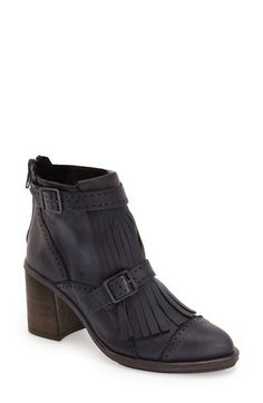 Free People 'Circle Back' Bootie (Women) available at Nordstrom