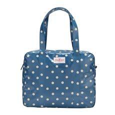 Cath Kidston - Spot Large Zip Bag