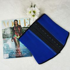 """Your waist trainer of the Week! """"Blue Envy"""" !  Get it today for 25% off! Use Code: BlueEnvy at Checkout.Click link in Bio, or visit www.ShaperClub.com"""