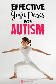 Do you know someone who suffers from autism? The disorder is less about the cause and more about the symptoms. Have you ever tried yoga for autism? Poses Yoga Enfants, Kids Yoga Poses, Yoga For Kids, Fitness Workouts, Yoga Fitness, Kids Fitness, Ramdev Yoga, Childrens Yoga, Autism Treatment
