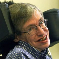 "Stephen Hawkins on Twitter: ""life changing slow......me n my thought growing very fast"""