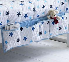 Organizador cama Estrellas