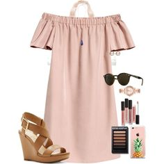 Warm weather outfits · cute fashion · teen fashion · school outfits highschool, first day of school outfit, spring girl, classy outfits, Cute Summer Outfits, Classy Outfits, Spring Outfits, Casual Outfits, Cute Outfits, Summer Fun, Look Fashion, Fashion Outfits, Womens Fashion