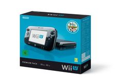 Nintendo Wii U, Premium Pack (Black) | Console | 0045496311049 | Cosmox.nl | Altijd alles gratis thuisbezorgd.