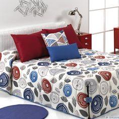 Edredón Conforter GRANT A Cañete - Edredones Conforter de Moda - Oferta Comforters Coloridos - Gauus