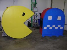 How-To: Chomping Pacman Costume #Halloween