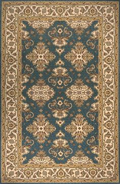 This Persian Garden Teal Blue Collection earth tone rug is manufactured by Momeni. Inspired by the rarest Persian Antique pieces, Persian Garden is a unique collection of power-loomed rugs that evoke a sense of the past in modern-day colors and in Persian Decor, Persian Rug, Persian Garden, Oriental, Hallway Carpet Runners, Traditional Area Rugs, Teal Area Rug, Discount Rugs, Rug Sale
