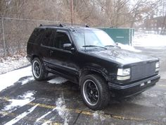 Ford Bronco Ii, Ford Explorer, Car, Vehicles, Pimped Out Cars, Pickup Trucks, Automobile, Autos, Cars