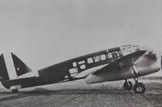 Caproni (Ca-313): This aircraft was designed by Cesare Pallavicino. The prototype first flew on 22nd December 1939. It was developed as a replacement for the Caproni Ca-311. To save development time, the first Ca-313 was simply a modified Ca-310 with new engines. The final design was similar to the Ca-311 with inline IF Delta RC-35 inverted V-12 engines.