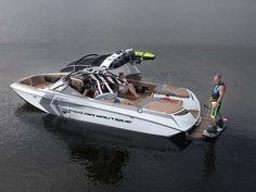 Quick and reliable, Nautique boats are a great choice for a high-quality watersports craft. Check out our featured selection of Nautique boats for sale! Cool Boats, Small Boats, Speed Boats, Power Boats, Supra Boats, Malibu Boats, Ski Nautique, Hors Route, Wakeboard Boats