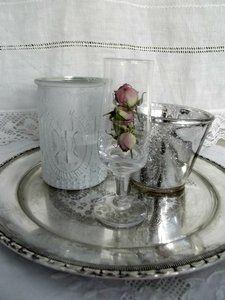 Stilleben - Roses in a glass.