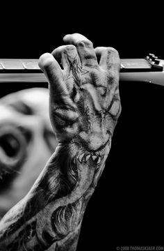 Kerry King - Guitar - Slayer