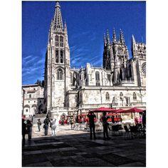 La Catedral de #Burgos ...por @suguis en #Instagram