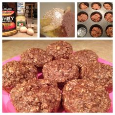 making these tomorrow!!Its Chocolate, its Banana, its Protein, its a MUFFIN! | Skinny Mom | Tips for Moms | Fitness | Food | Fashion | Family