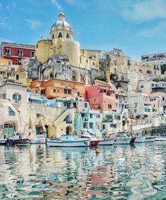 Porcida Island, Italy