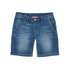 Light-blue denim shorts for him SUN68 Man SS15 #SUN68 #SS15 #man #shorts #surf…
