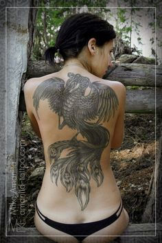 Phoenix Tattoo. One of my tattoos came from Phoenix Tattoo also may years ago. LD.