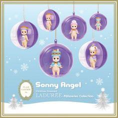 Quand Sonny Angel s'associe avec Ladurée, cela donne de magnifiques boules de Noël à accrocher aux branches de votre sapin pour un Noël encore plus féerique et gourmand. Collectionnez les 6 personnages Sonny Angel collection Ladurée dans leur boule de Noël et découvrez la septième figurine mystère.  A shopper dès maintenant sur misie shop !  N'oubliez pas que les frais de port sont OFFERTS dès 50€ d'achats :) #sonnyangel #kawaii #ladurée #christmas #noël #sonnyangel2015