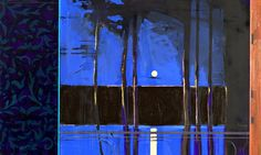 Norwegian artist Kjell Nupen, died aged 58 from cancer on 12 March 2014, was a leading figure in Scandinavian culture who was credited with creating the color 'Nupen blue', derived by superimposing many layers of paint. Near the end of his career worked with stained glass, and decorated the church of Søm in Kristiansand (From Darkness to Light, 2004). http://www.kjellnupen.com/2013/_majorprojects.html and http://www.theguardian.com/artanddesign/2014/mar/21/kjell-nupen