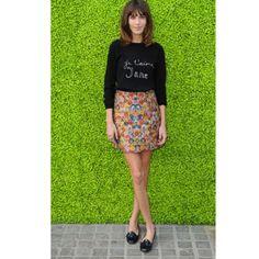 Alexa Chung  my fashion role model<3