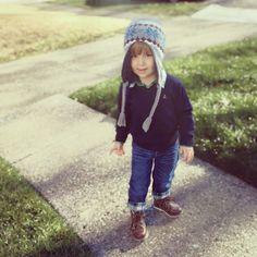 Little Boy style: My sweet Finneas <3