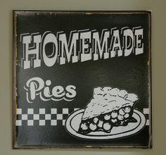 Old Signs   Hudson Goods Blog: Vintage Industrial Furniture » vintage tin signs