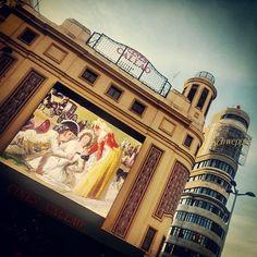 Cines Callao - Madrid --->