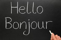 Learn how to speak French then travle to loads of french speaking places! I know alittle but not enough :)