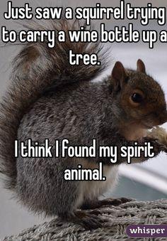 My spirit animal - 27 Hilariously Underwhelming Guilty Secrets