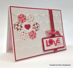 Stampin' Up! Demonstrator - Mary Fish, Stampin' Pretty Blog, Stampin' Up! Card Ideas & Tutorials
