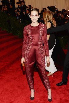 Kristen Stewart in Stella McCartney