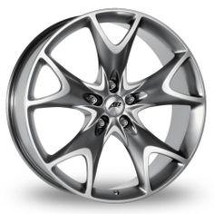 "4 x 20"" Phoenix Nissan Murano 2008 to 2014 (Z51) Alloy Wheels"