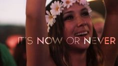 If I had a chance... Tritonal feat. Phoebe Ryan - Now Or Never (Official Lyric Video)