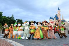 For Disney fans in the US, it's hard to picture any Disney Halloween celebration that isn't ofthe 'not so scary' persuasion. Hong Kong Disneyland, though, takes a different approach. It puts on a...