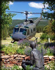 Vietnam Memorial, Angel Fire, New Mexico