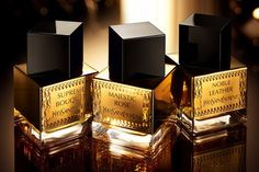 YSL Supreme Bouquet - mix of tuberose, patchouli, and amber.